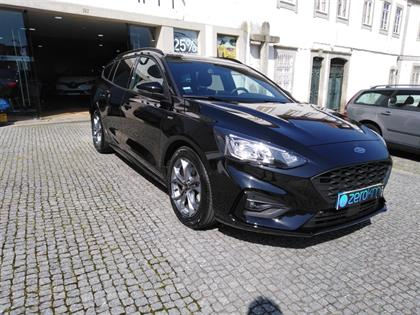 Ford Focus ST-LINE 1.5 TDCI 120